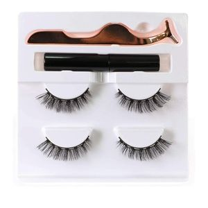 Magnetic Eyeliner and Lashes Kit (7 MAGNETS)